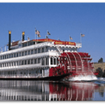 Queen of the West Cruise Ship
